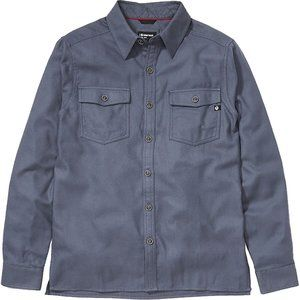 Marmot Heavyweight Long-Sleeve Flannel Shirt NWT